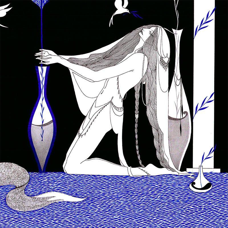 Marina Mika - The Garden (Detail 3)