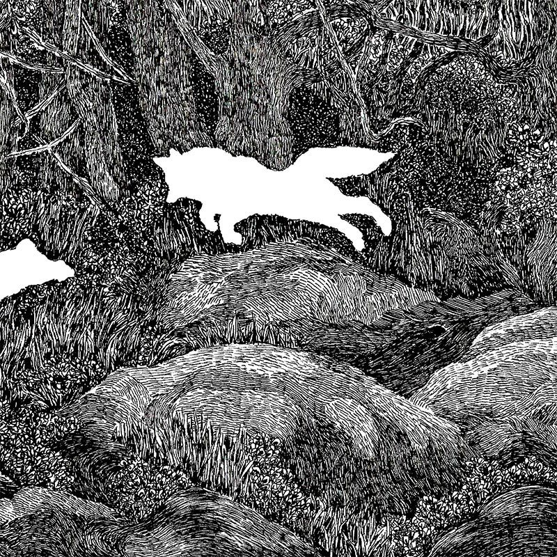 Nicolas Arispe - Endless Work (Detail 2)