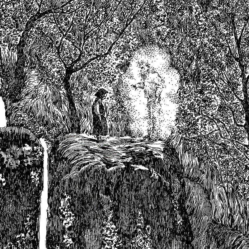 Nicolas Arispe - The Neighbor (Detail 1)