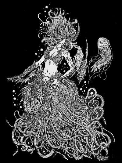Quincy Washington - Triteia, The Ocean Reborn