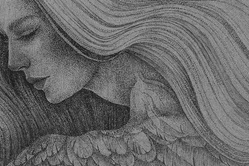 Rim Bitik - Wake up and Transform (Detail 4)