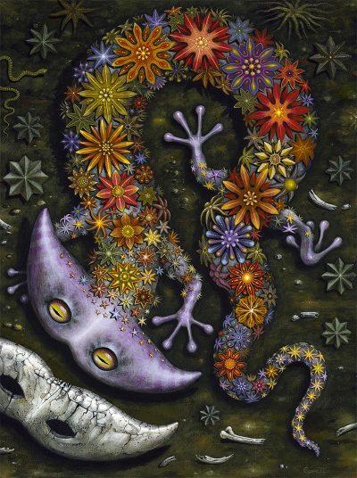 Robert Steven Connett - Starry Diplocalus