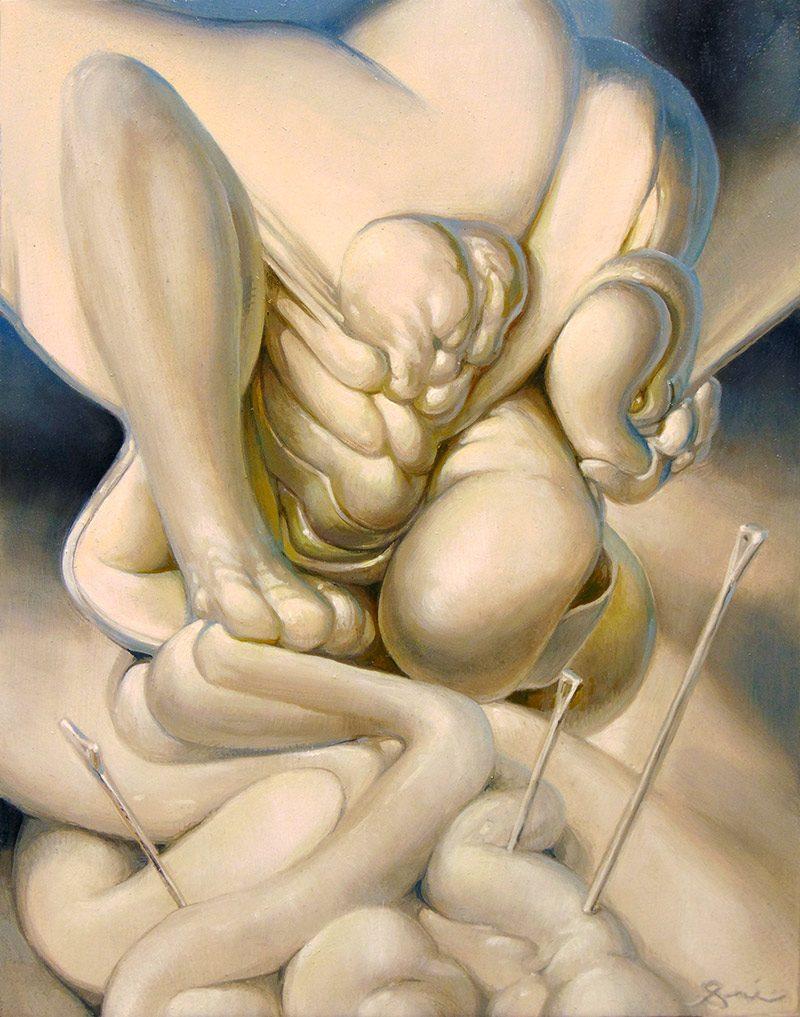 Sri Whipple - The Ghost of William Blake