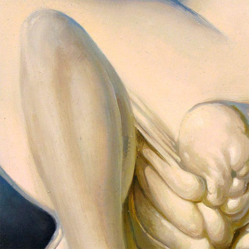 Sri Whipple - The Ghost of William Blake (Detail 1)