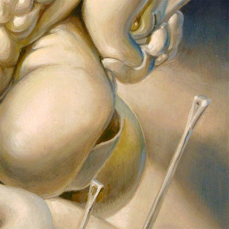 Sri Whipple - The Ghost of William Blake (Detail 2)
