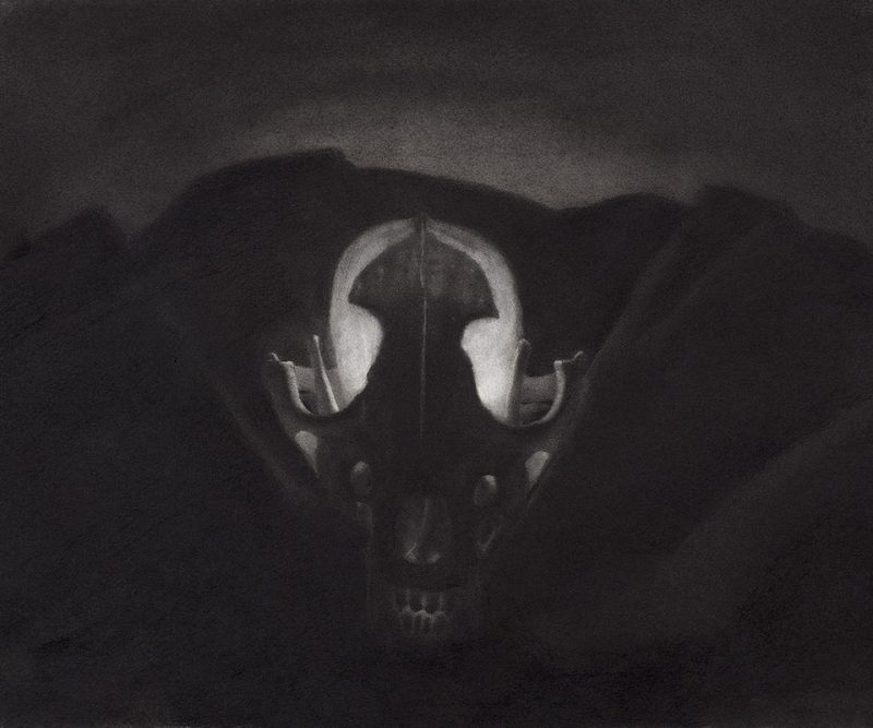 Zachary Oldenkamp - Untitled (campfire)