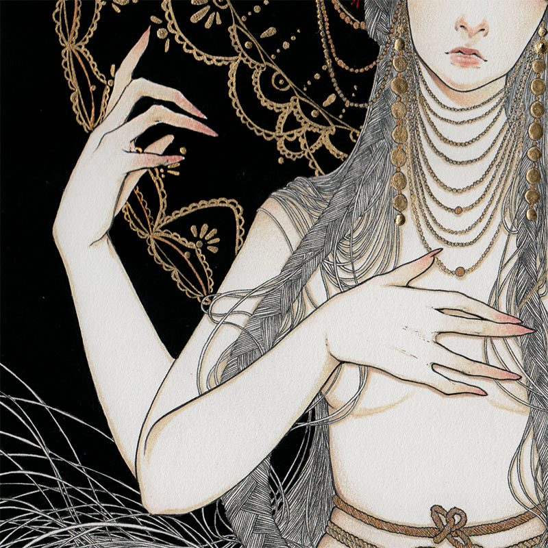 Andi Soto - Lethe (Detail 2)