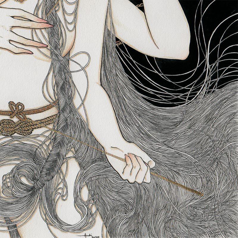 Andi Soto - Lethe (Detail 3)