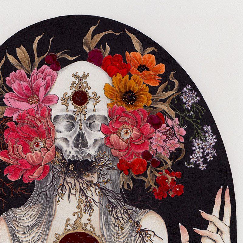 Andi Soto - The Final Embrace II (Detail 1)
