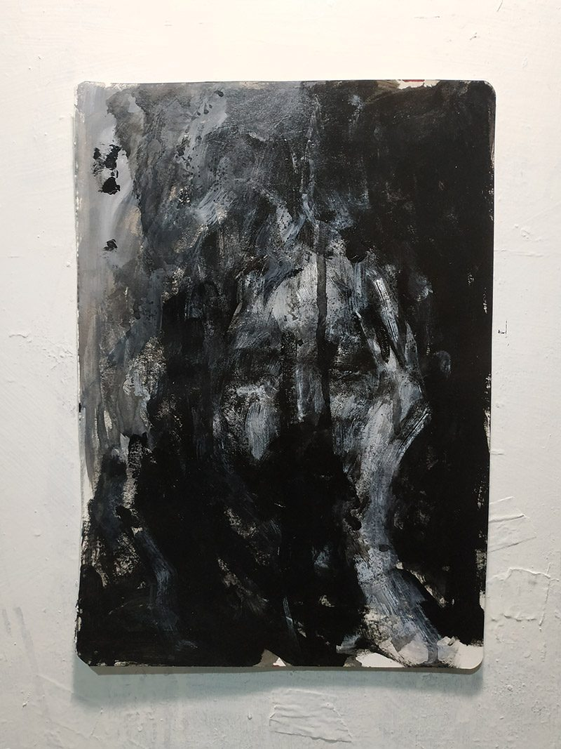 Bahrull Marta - Study of Fear (Hung)