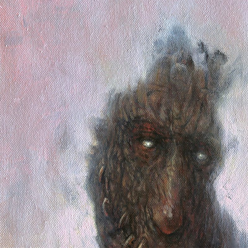 Brad Gray - Gobshite (Detail 1)