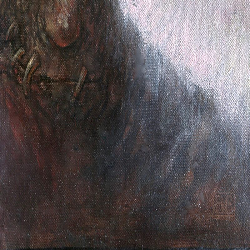 Brad Gray - Gobshite (Detail 2)