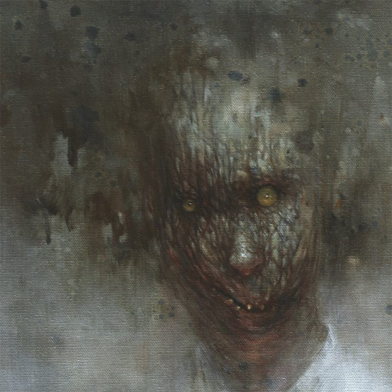 Brad Gray - Whispers of Silk (Detail 1)