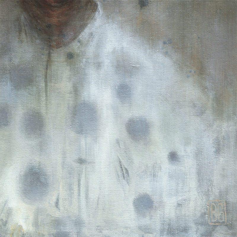 Brad Gray - Whispers of Silk (Detail 2)