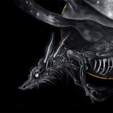 Brian Serway - Cinder, Hallow in Smoke (Detail 1)