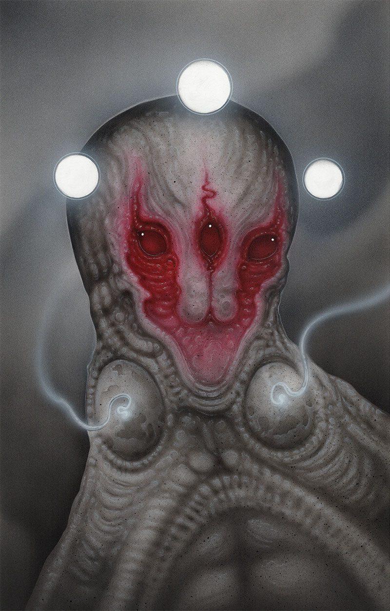 Daniel Fisher - Alien Breather