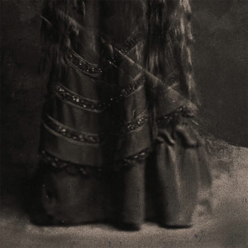 Esther Limones - Untitled - Series Muerte (Detail 2)