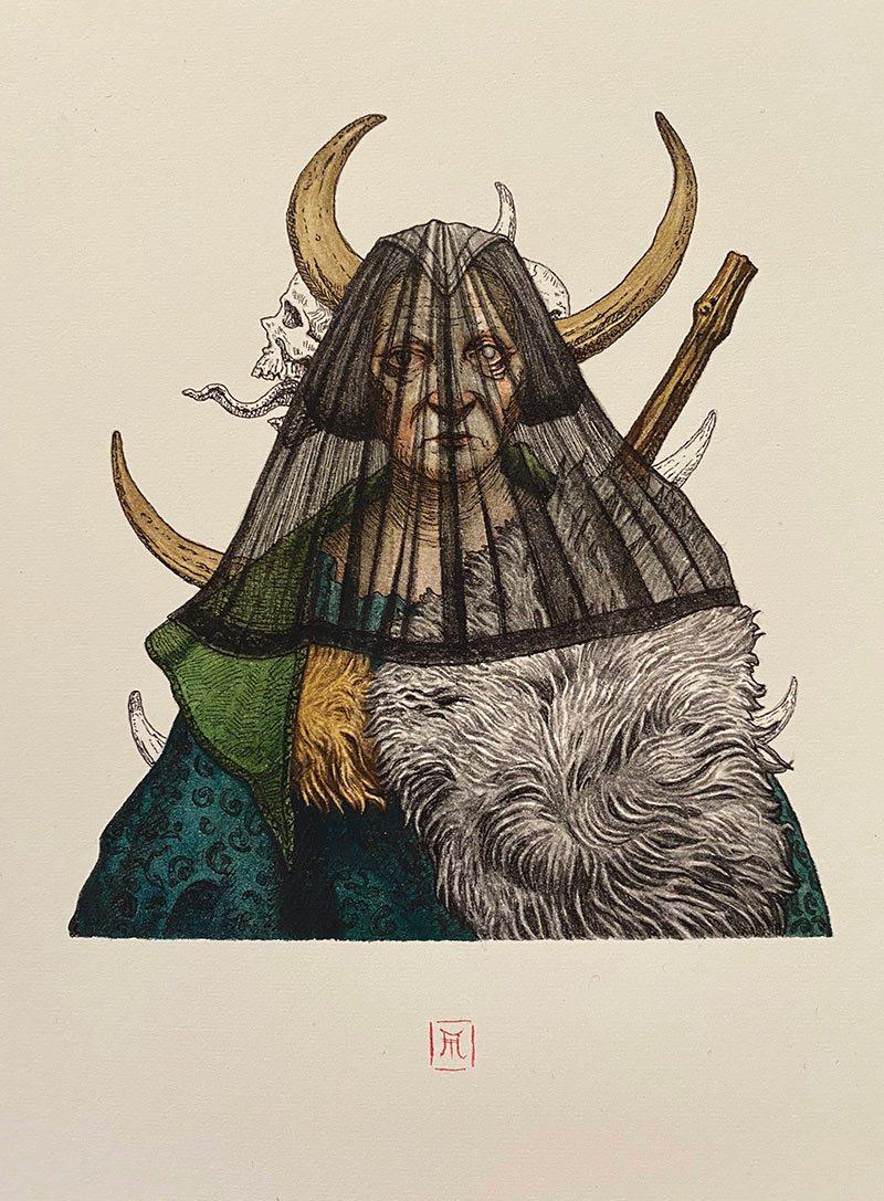 Igor Krstic - Mourning