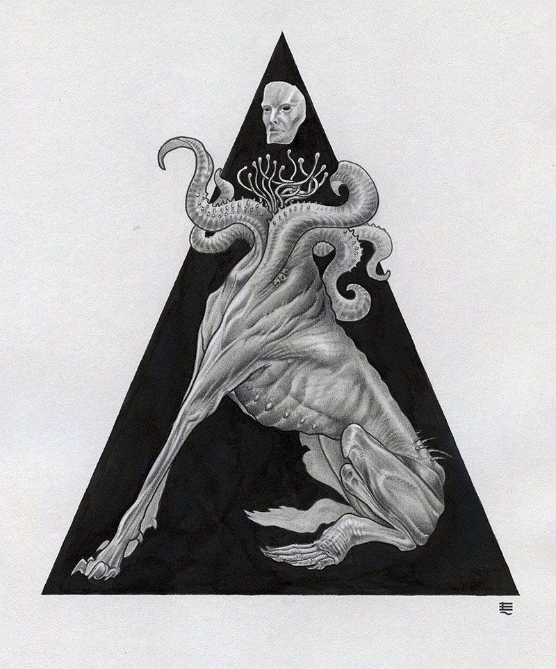 Mate Jako - Hound of Tindalos