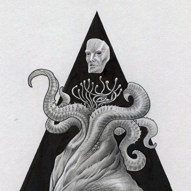 Mate Jako - Hound of Tindalos (Detail 1)