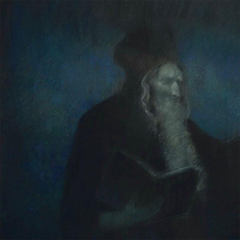 Matthew Jaffe - Der Golem (Detail 1)