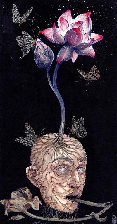Myriam Tillson - Parasite