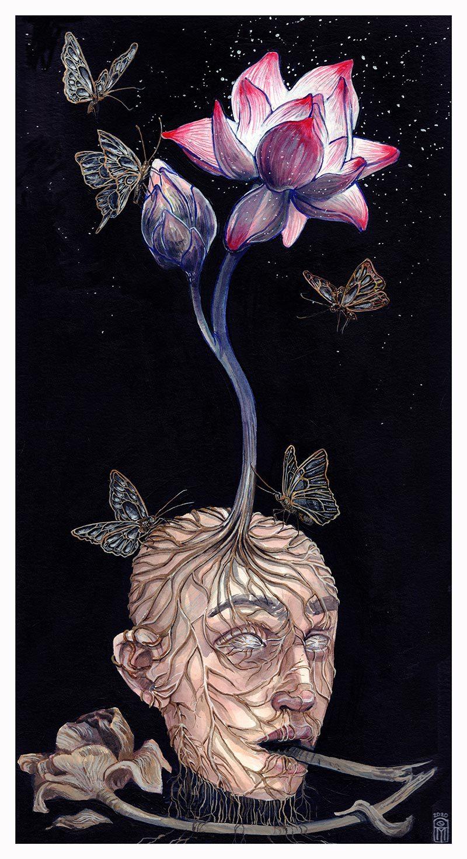 Myriam Tillson - Parasite (Border)