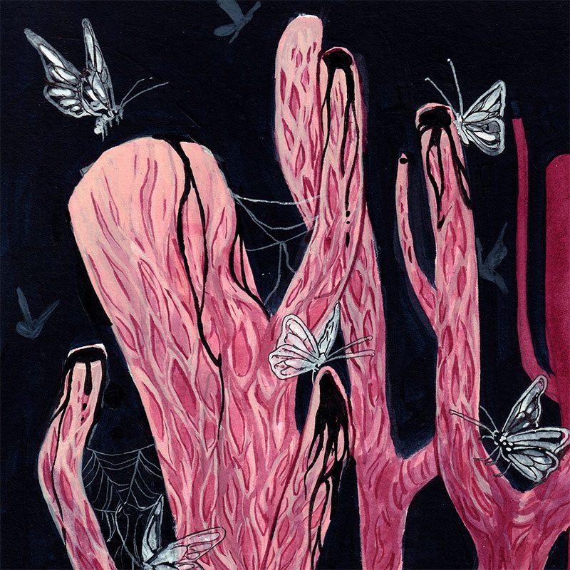 Myriam Tillson - Reef (Detail 2)