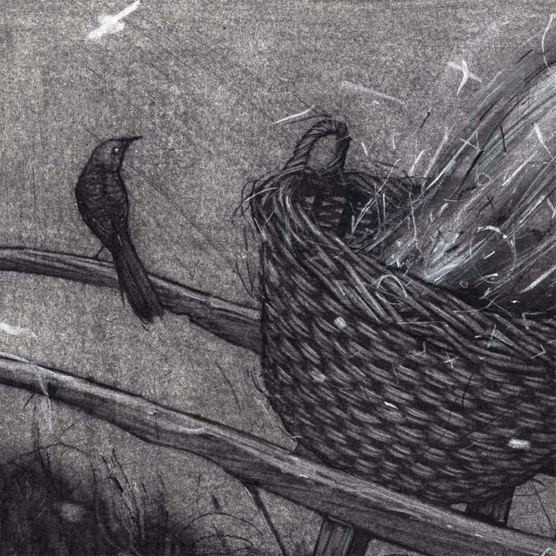 Sam Wolfe Connelly - Fetid Harvest (Detail 1)