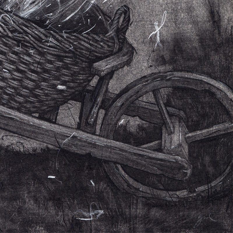 Sam Wolfe Connelly - Fetid Harvest (Detail 2)