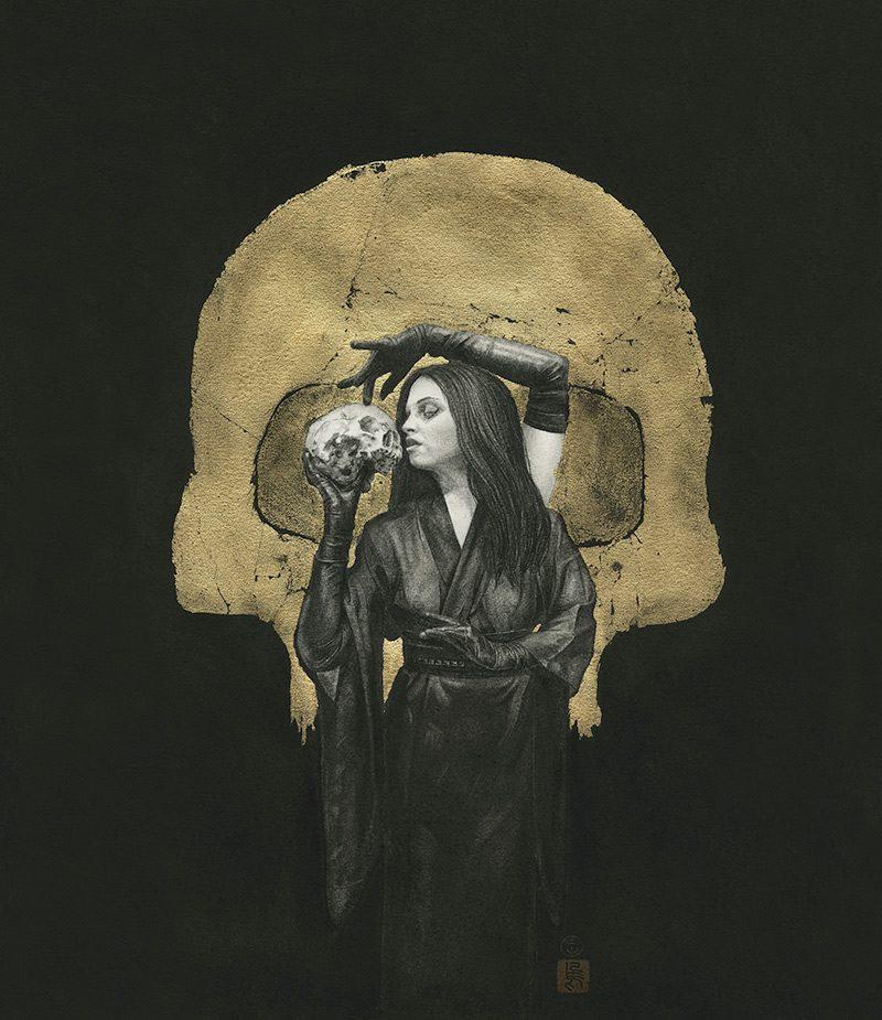 Stephanie Inagaki - The Kiss