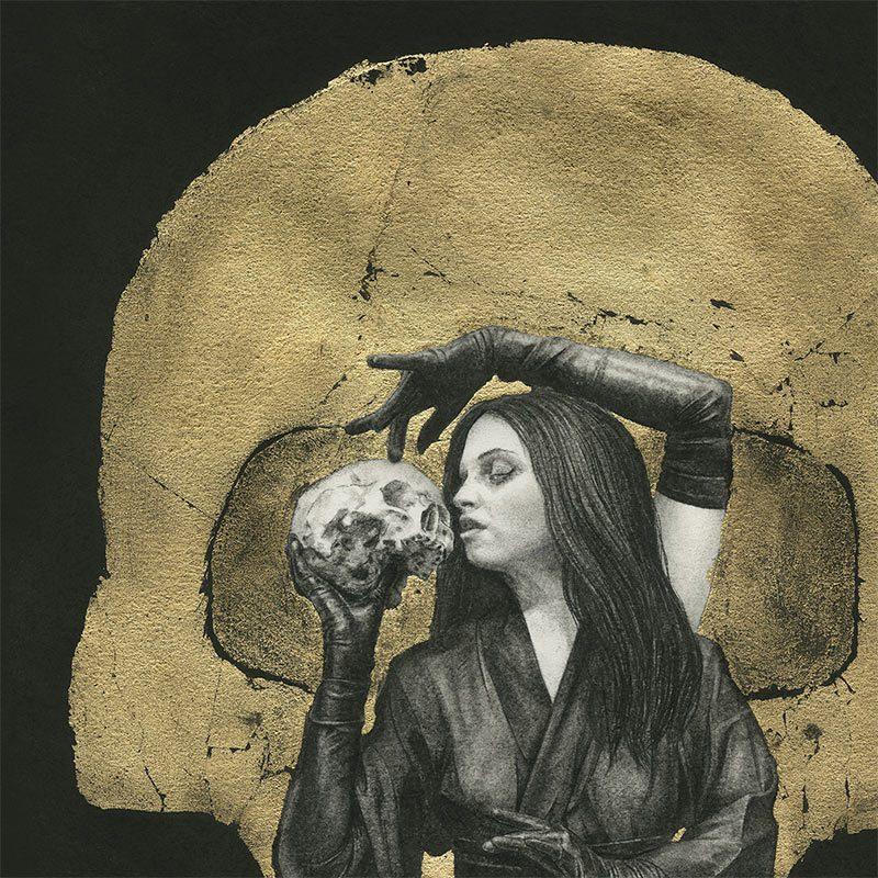 Stephanie Inagaki - The Kiss (Detail 1)