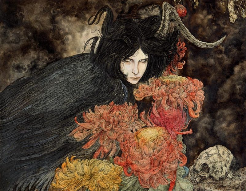 Zakuro Aoyama - A Rotten Pome and a Bird