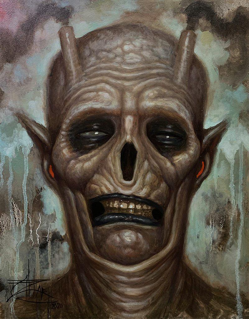 Chet Zar - A Demonic Interlude