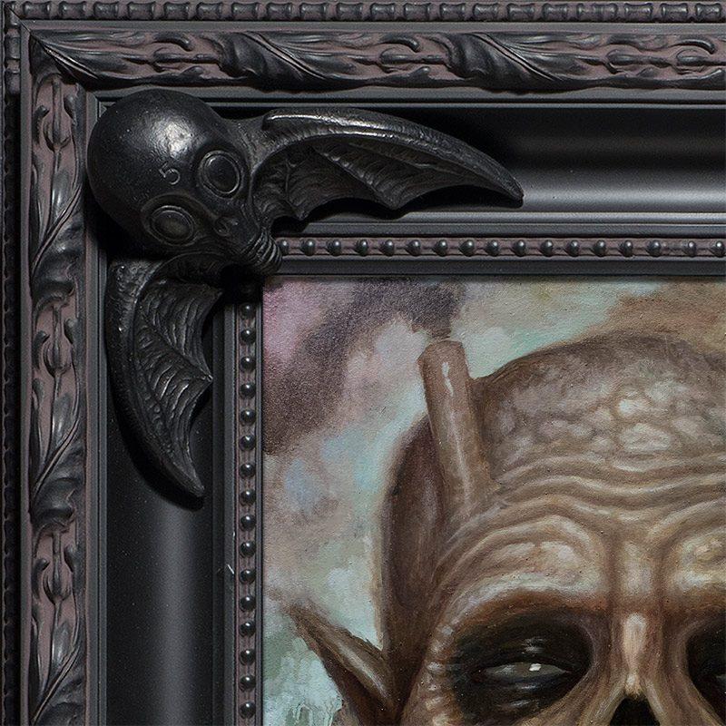 Chet Zar - A Demonic Interlude (Frame Detail)