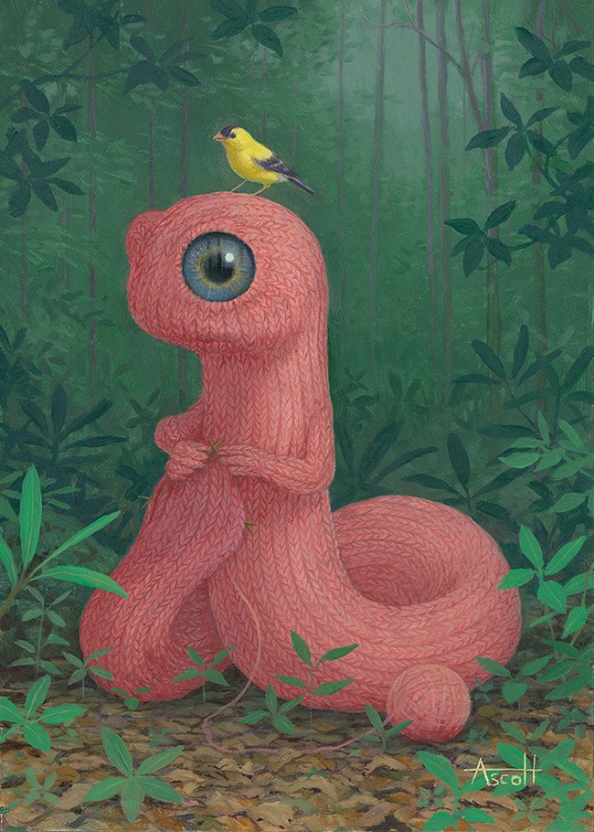 Thomas Ascott - Self Sufficient