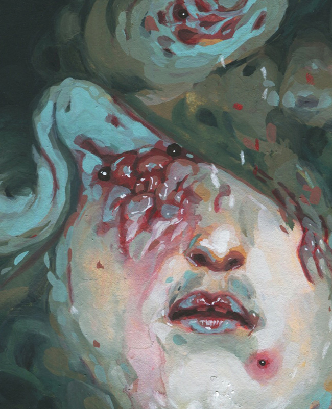 Allison Sommers - Le Comte (Detail 2)