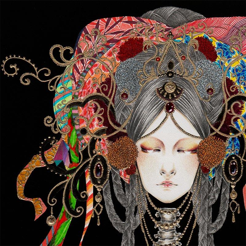 Andi Soto - Colores Santos (Detail 1)