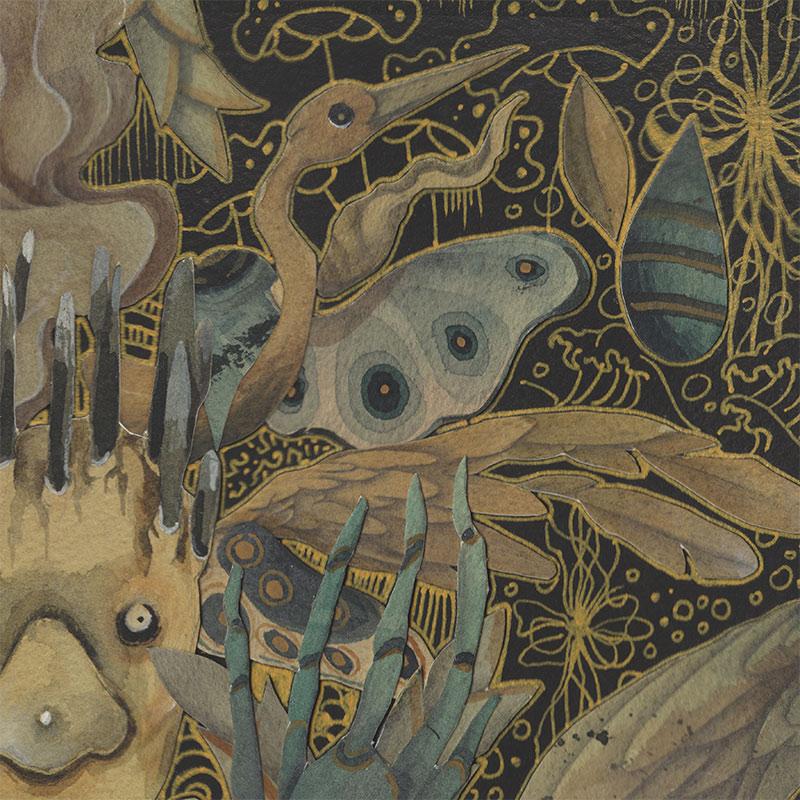 Atreyu Moniaga - Night's Night (Detail 1)