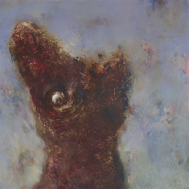 Brad Gray - Laine Humming to the Cyclops (Detail 1)
