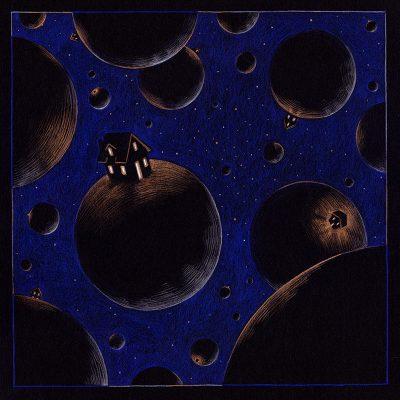 Brian Britigan - Isolation Constellation