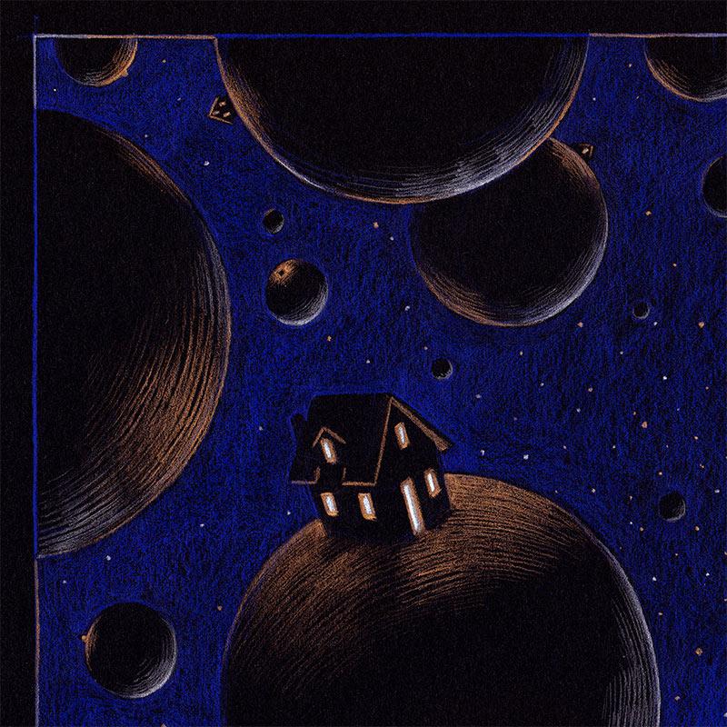 Brian Britigan - Isolation Constellation (Detail 1)