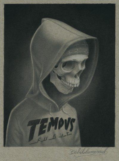 Gabi de la Merced - Tempus Fugit