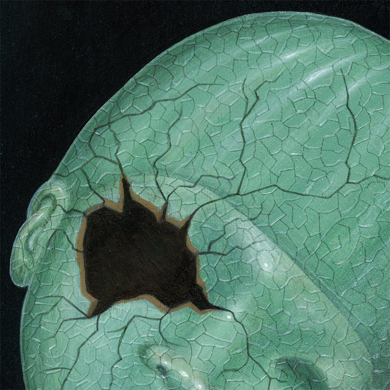 Jason Raish - Celadon (Detail 1)