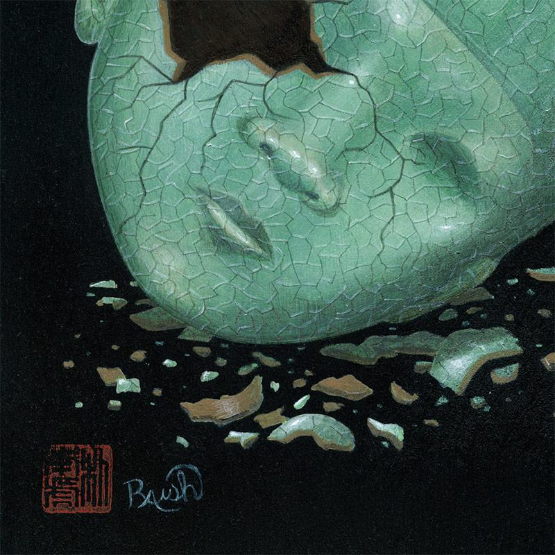 Jason Raish - Celadon (Detail 2)