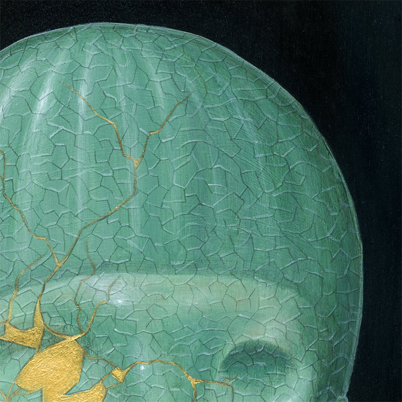Jason Raish - Kintsugi (Detail 1)