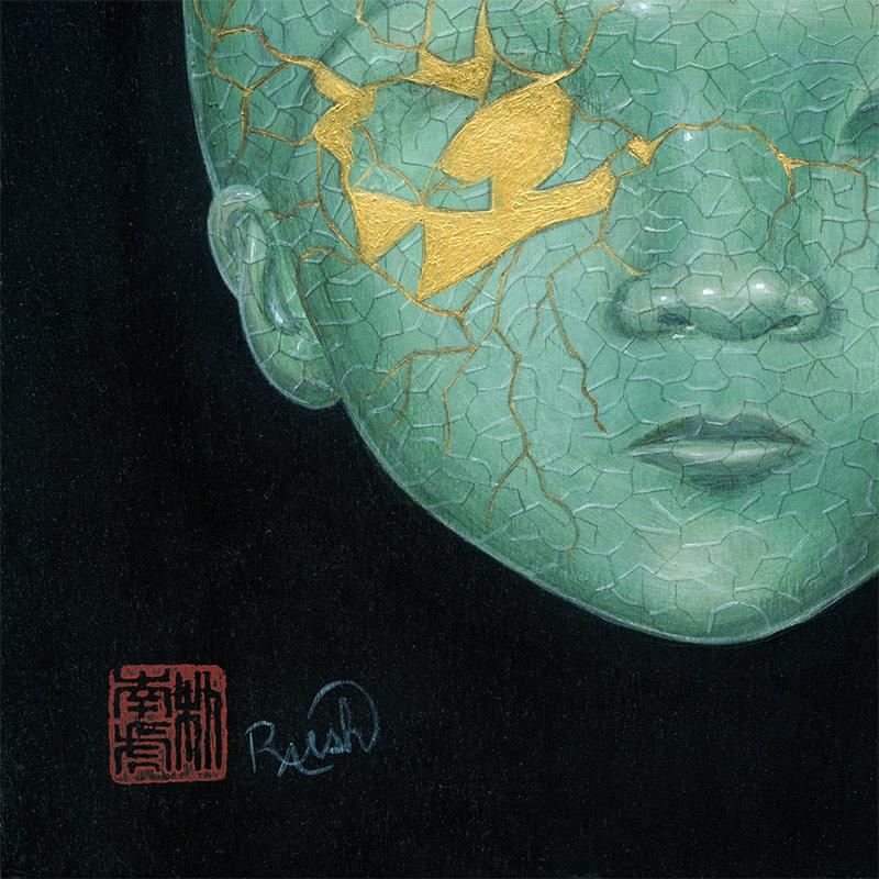 Jason Raish - Kintsugi (Detail 2)