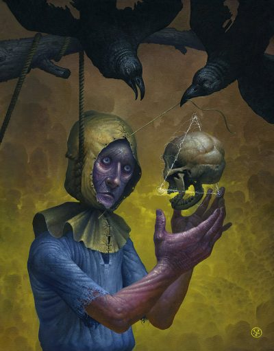 Jeff Christensen - The Skull's Word