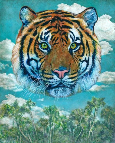 Johannah O'Donnell - Year of the Tiger