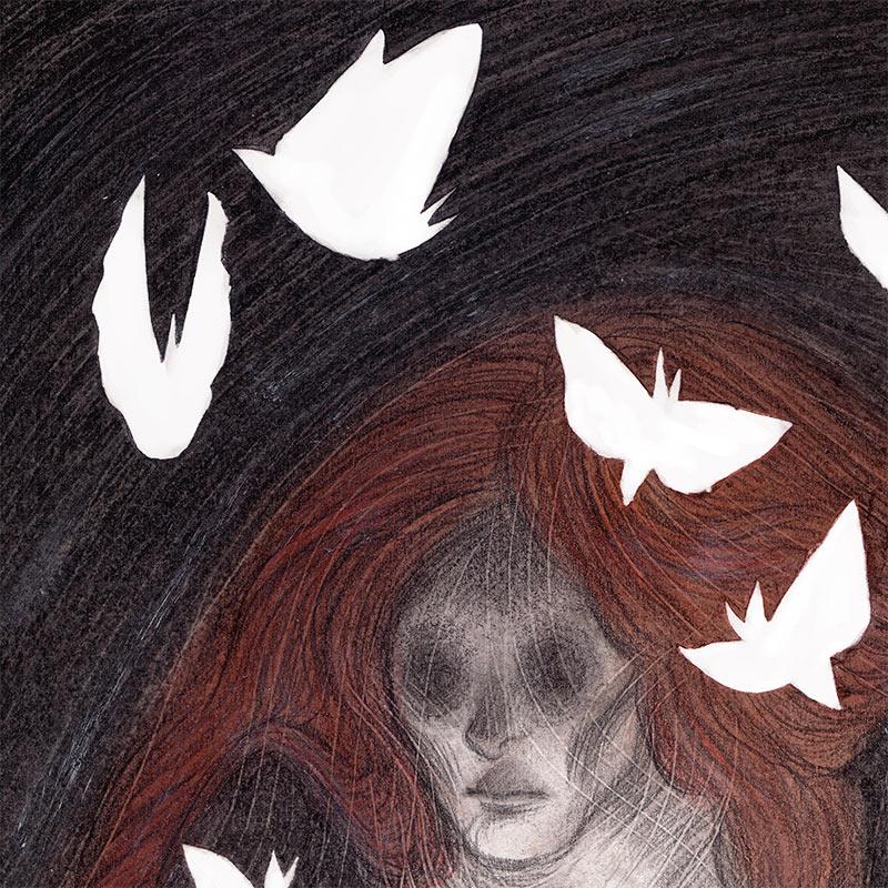 Kring Demetrio - Moth Mother (Detail 1)